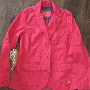 eddie b medium size 10 coat womans jacket blazer